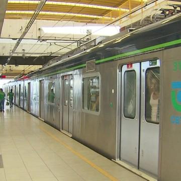 Linhas Centro e Sul do Metrô com horário reduzido neste sábado (6)
