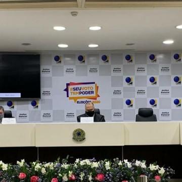 Presidente do TRE-PE abre 2º turno pedindo respeito às normas sanitárias