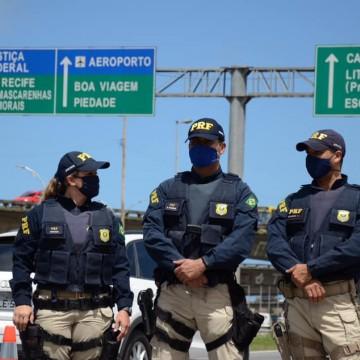 PRF dá início a Operação Independência nas estradas que cortam Pernambuco