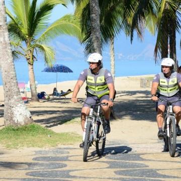 Operação verão reforça policiamento nas praias de Pernambuco