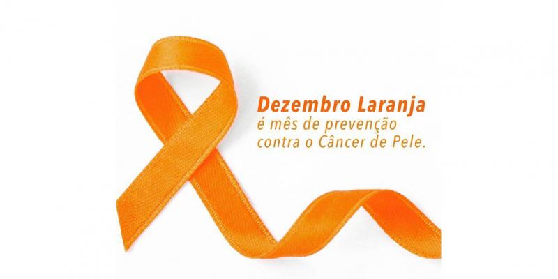A campanha alerta sobre os cuidados com o câncer de pele