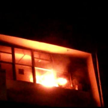 Hospital Agamenon Magalhães registra princípio de incêndio