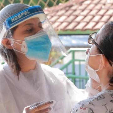 Testagem gratuita e vacinação itinerante contra a covid-19 chegam a novos pontos do Recife