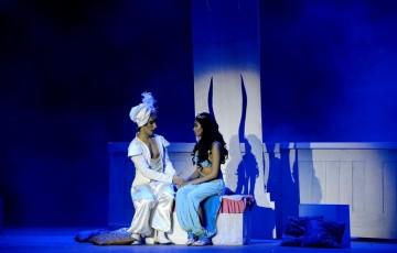 Aladim - O Musical Recife em live nesta segunda
