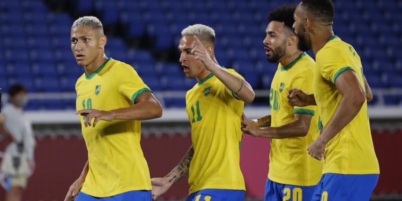 Semifinal olímpica do futebol masculino será nesta terça, às 5h