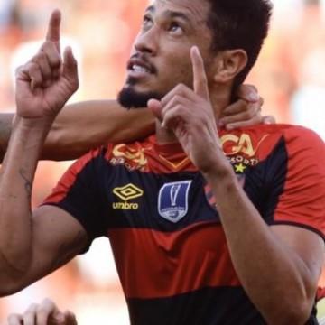 Após goleada, Hernane comemora volta da confiança no sistema ofensivo