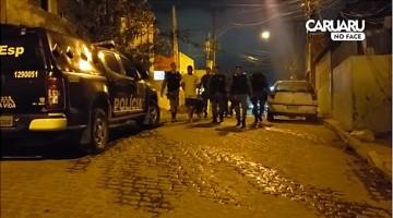 Biesp apreende arma e droga em operação no bairro Centenário