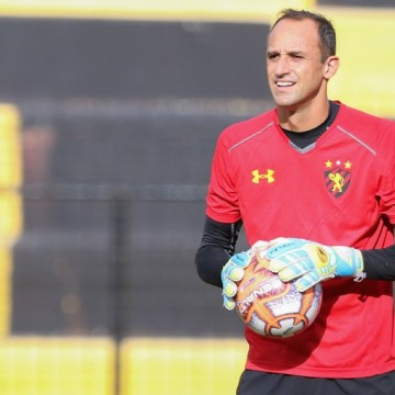 Sport e Magrão chegam a acordo e goleiro fala pela primeira vez