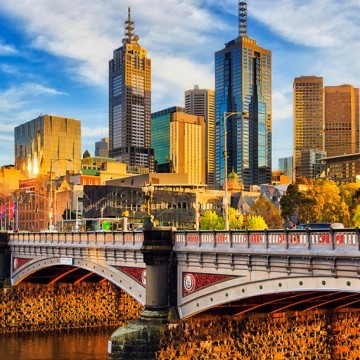 Caminhos Para a Austrália