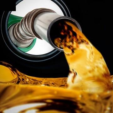 Gasolina nova, valores ainda mais altos