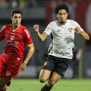 Hernane perde pênalti, e Sport empata em Maceió