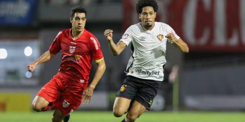 Com um empate de 1x1 contra o CRB, o time leonino chegou ao 13° empate na competição