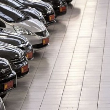 Produção de veículo sobe 73%