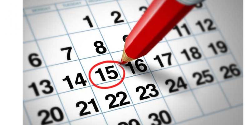 São 12 feriados nacionais, 11 caem em dias de semana e dez podem ser emendados com finais de semana
