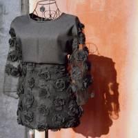 Jovem estilista pernambucana, filha de Naná Vasconcelos, faz sucesso criando moda e arte em NY.