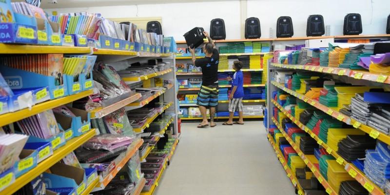 Ao comparar com fevereiro de 2020, último mês antes do início da pandemia do novo coronavírus, as vendas do varejo brasileiro caíram 3,8%