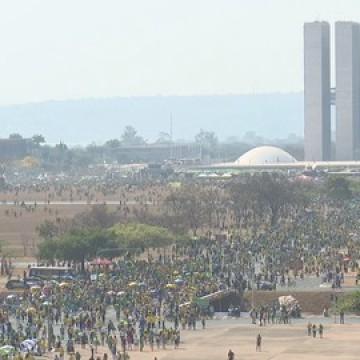 Panorama CBN: Cenário politico nacional com manifestações no 7 de setembro