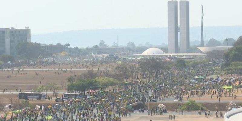 O programa contou com a participação do Cientista Político e Colunista da CBN Caruaru Marconi Aurélio