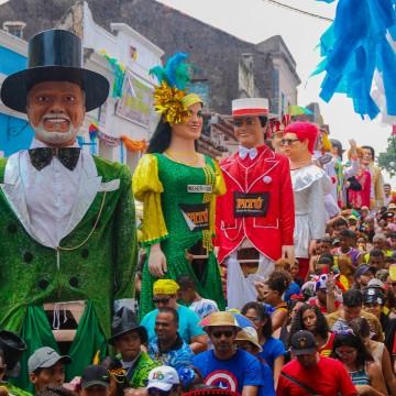 Olinda investe R$ 8 milhões no Carnaval