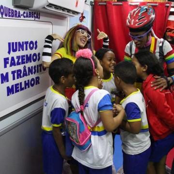 Detran PE inicia Semana Nacional do Trânsito