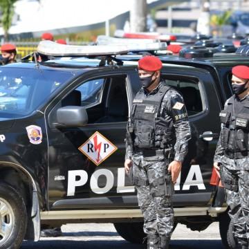 Operação Raio da PMPE promete combater homicídios
