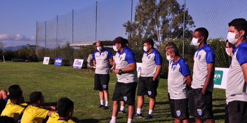 A preparação do clubevai durar pelo menos 60 dias até a estreia na competição, prevista para o mês de setembro