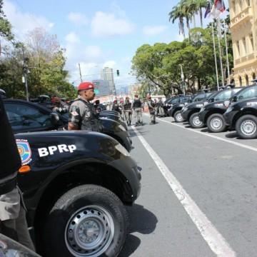Força Nacional reduz número de homicídios em Paulista