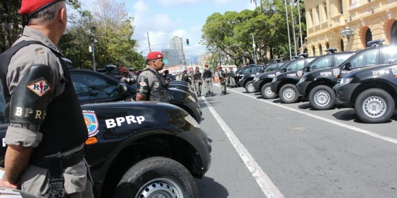 Paulista foi a única cidade do Nordeste a receber o reforço, que é fruto de um projeto-piloto conduzido pelo Ministério da Justiça e segurança pública