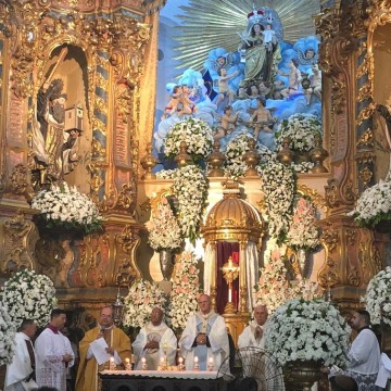 Festa de Nossa Senhora do Carmo tem início no Recife
