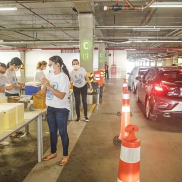 Recife mantém vacinação contra gripe nesta semana para idosos e profissionais de saúde
