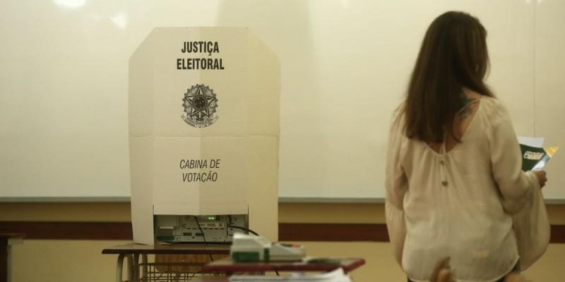 Ao votar em branco, eleitor não manifesta preferência
