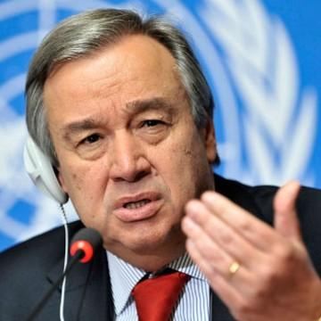 ONU: relatório sobre clima é 'alerta vermelho'