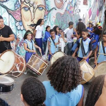 Comunidade Alto do Sol Nascente, em Olinda, recebe 1ª Mostra Cultural