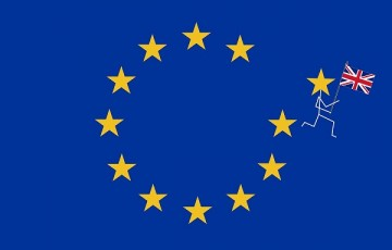O Brexit na União Europeia
