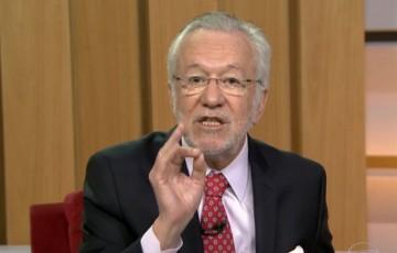Após pedir demissão da Globo, Alexandre Garcia vira colunista político