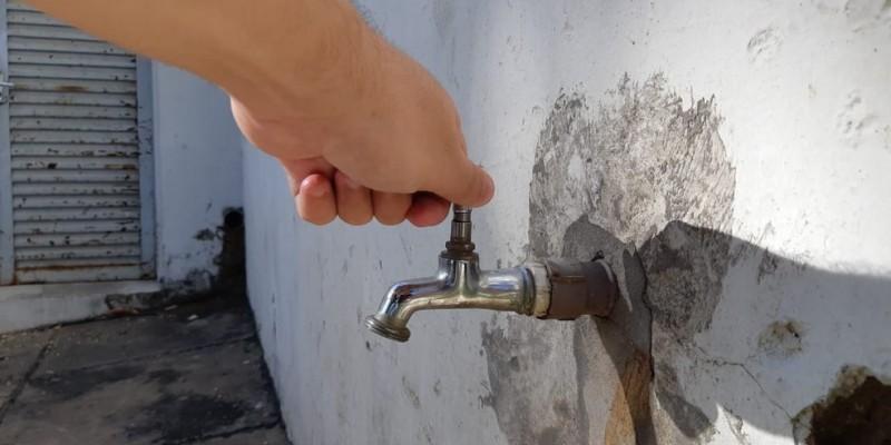 As obras deixam, ao todo, 16 bairros desses municípios sem água