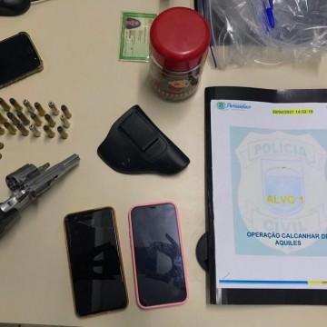 Operação da Polícia Civil mira suspeitos de tráfico e lavagem de dinheiro em Pernambuco e outros estados