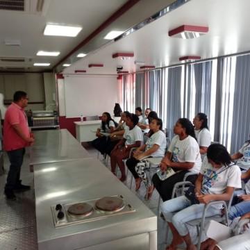 Rec In Vida promove cursos e oficinas para população em vulnerabilidade