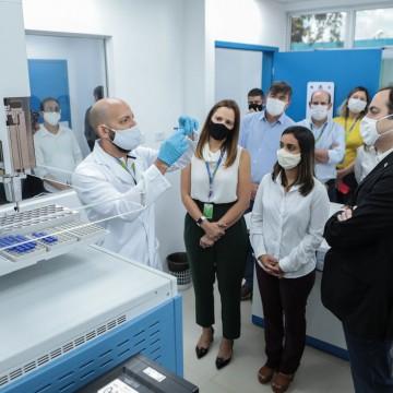 Laboratório Central de Análises de Água e Esgoto é inaugurado em Pernambuco