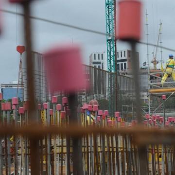 Inflação da construção sobe para 1,80% em maio