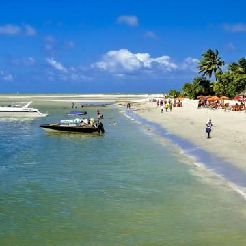 Ilha de Itamaracá é fechada para evitar novos casos de coronavírus