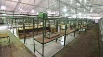 Prefeitura de Caruaru inicia transferência do Mercado de Carne para espaço temporário