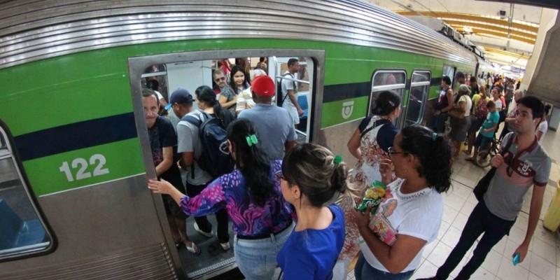 ACompanhia Brasileira de Trens Urbanos (CBTU),alega que a medida visa suprir déficits de gastos com operação,pagamentos de funcionários e indenizações