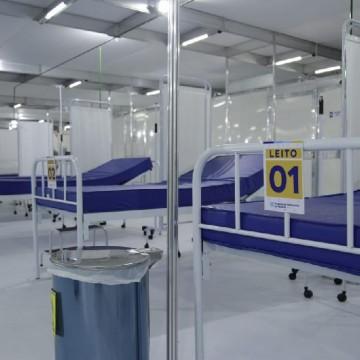 Paulista inaugura Hospital de Campanha para tratar pacientes com Covid-19