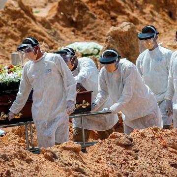Covid-19: Municípios devem reforçar estrutura dos serviços de sepultamento