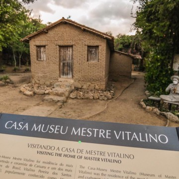 Revitalização da Casa-Museu Mestre Vitalinoé concluída