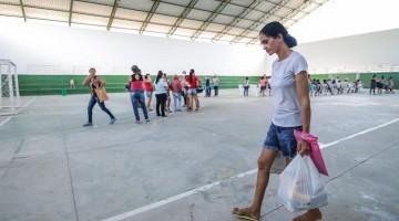Prefeitura entrega nova remessa de kits alimentares nesta quinta-feira