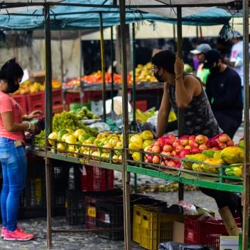 Feiras livres de Caruaru funcionarão normalmente durante decreto