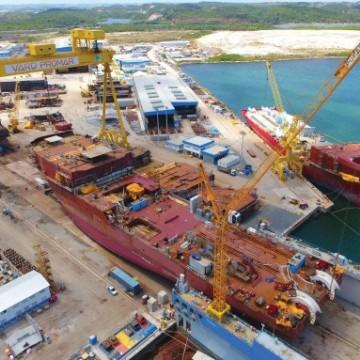 Trabalhadores pernambucanos questionam licitação da Marinha