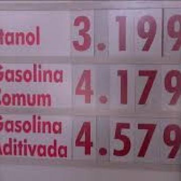 Produção de  Etanol deve ser de 420 milhões de litros na próxima safra em Pernambuco